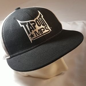 TAPOUT MPS cap S/M Black Grey